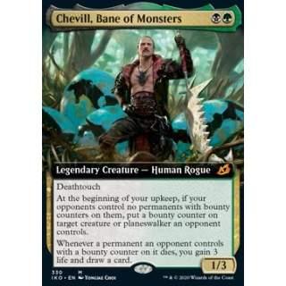 Chevill, Bane of Monsters - PROMO FOIL