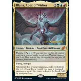 Illuna, Apex of Wishes (V.2) - PROMO FOIL
