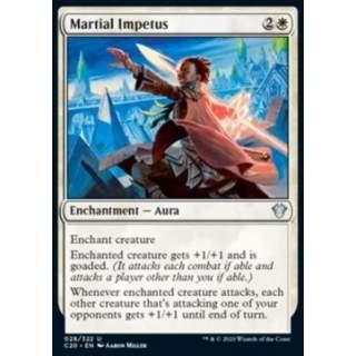 Martial Impetus