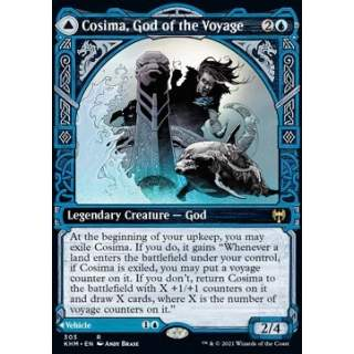 Cosima, God of the Voyage // The Omenkeel - PROMO