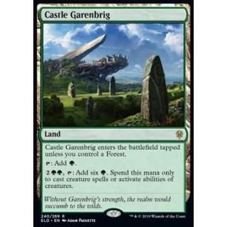 Castle Garenbrig - FOIL