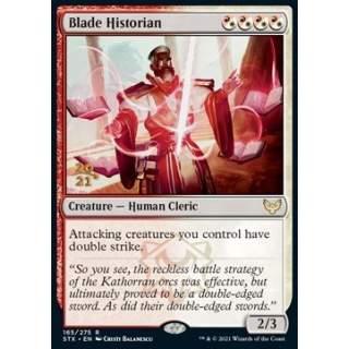 Blade Historian - PROMO FOIL