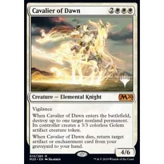 Cavalier of Dawn (Version 1) - PROMO