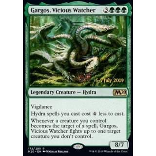 Gargos, Vicious Watcher (Version 2) - PROMO FOIL