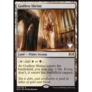 Godless Shrine - PROMO FOIL
