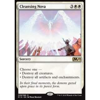 Cleansing Nova - FOIL