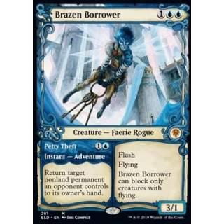 Brazen Borrower - PROMO