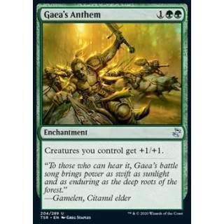 Gaea's Anthem - FOIL
