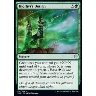 Klothys's Design