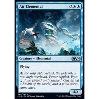 Air Elemental - FOIL