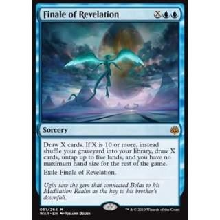 Finale of Revelation - FOIL
