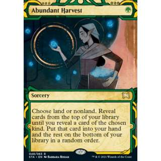 Abundant Harvest (V.1) - FOIL