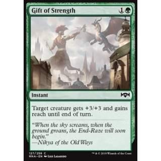 Gift of Strength - FOIL