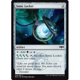 Simic Locket - FOIL