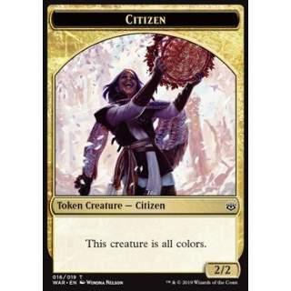 Citizen Token (Gold 2/2)