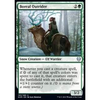 Boreal Outrider - FOIL