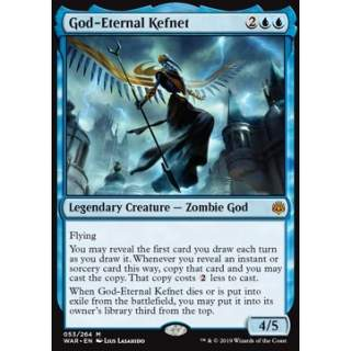 God-Eternal Kefnet