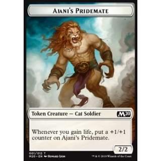 Ajani's Pridemate Token