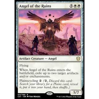 Angel of the Ruins - PROMO