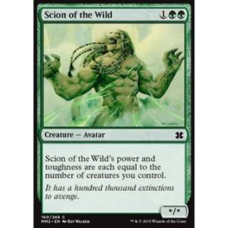 Scion of the Wild