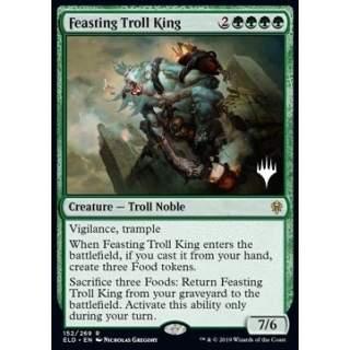 Feasting Troll King (Version 2) - PROMO