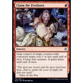 Claim the Firstborn