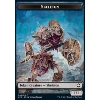Skeleton Token (B 1/1) // Lost Mine of Phandelver