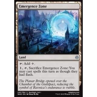 Emergence Zone - FOIL