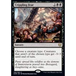 Crippling Fear (V.1) - PROMO