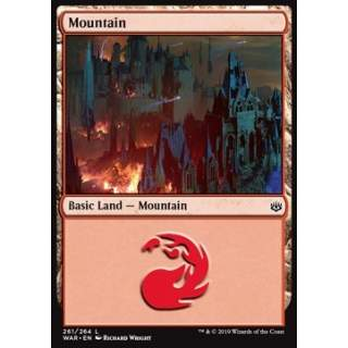 Mountain (Version 3) - FOIL