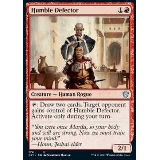 Humble Defector