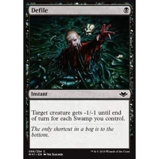 Defile - FOIL
