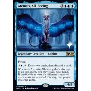 Atemsis, All-Seeing (Version 1) - PROMO