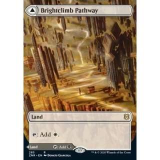 Brightclimb Pathway // Grimclimb Pathway - PROMO FOIL