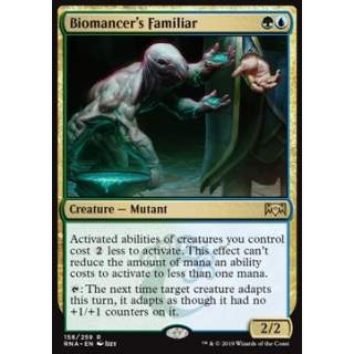 Biomancer's Familiar