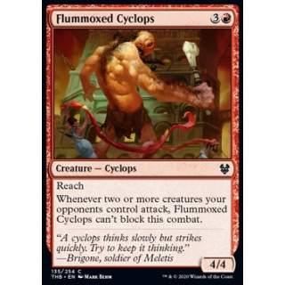 Flummoxed Cyclops