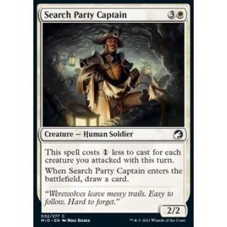 Search Party Captain