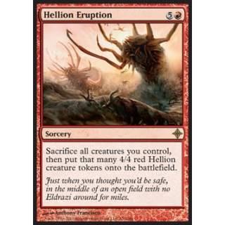 Hellion Eruption