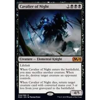 Cavalier of Night (Version 1) - PROMO