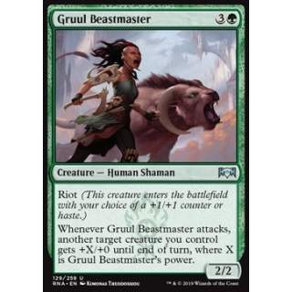 Gruul Beastmaster