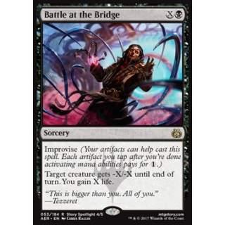 Battle at the Bridge - FOIL