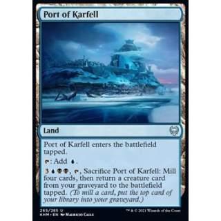 Port of Karfell - FOIL