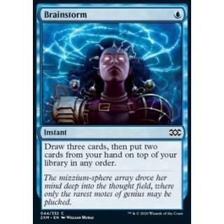 Brainstorm - FOIL