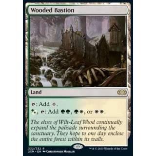 Wooded Bastion - FOIL