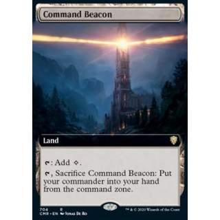 Command Beacon - PROMO FOIL