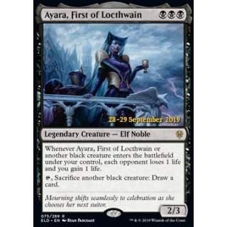Ayara, First of Locthwain (Version 1) - PROMO FOIL
