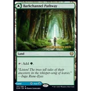 Barkchannel Pathway // Tidechannel Pathway - PROMO FOIL