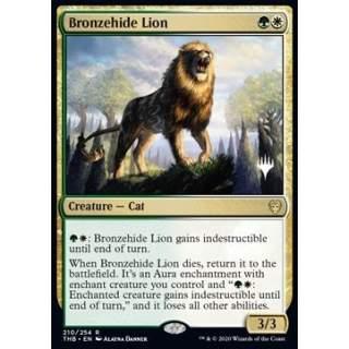 Bronzehide Lion (Version 1) - PROMO