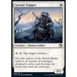 Gavony Trapper