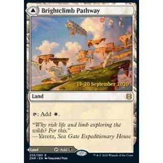 Brightclimb Pathway // Grimclimb Pathway (V.2) - PROMO FOIL